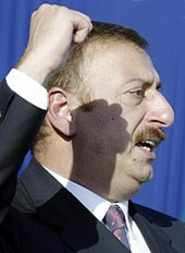 Aliyev Bans Prunus Armeniaca