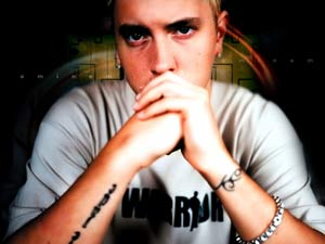 Eminem is concerned with Raffi's rap debut