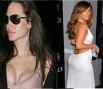 Nation devided over hotter celebrity choice