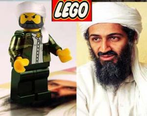 Censured version of the new Bin Laden toy