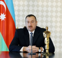 Oscar nominee Aliyev too excited to comment