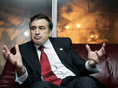"""Why do Armenians want to harm our economy?"" - Saakashvili"