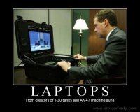 Russian laptops