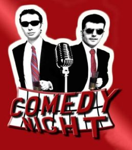 Comedy Night with Sergey and Narek