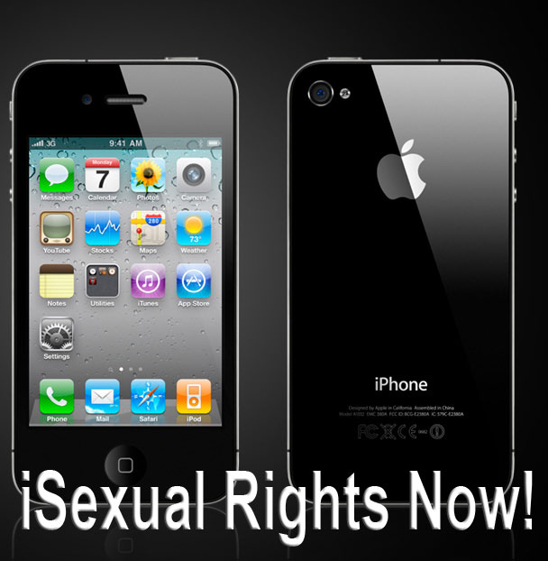 iPhone 4 sex marriage